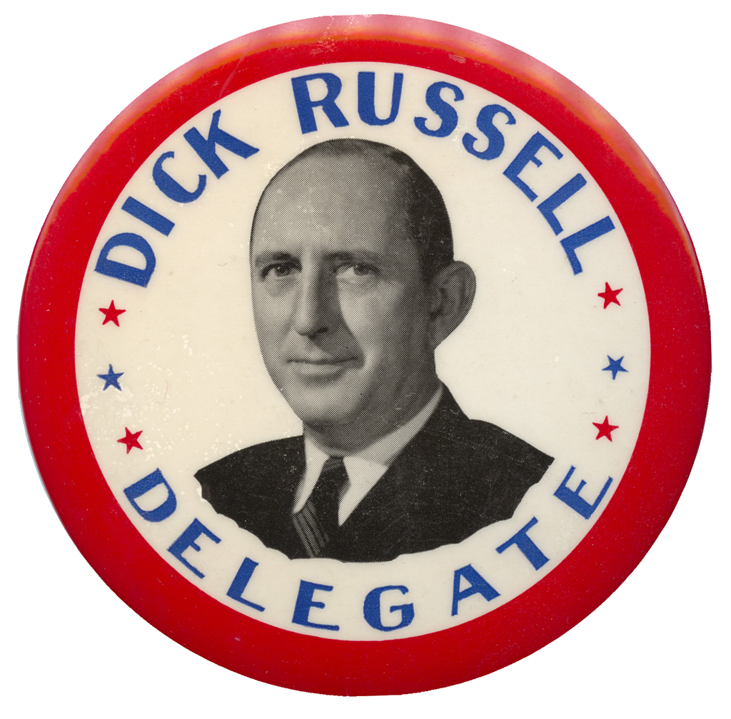 DICK RUSSELL DELEGATE