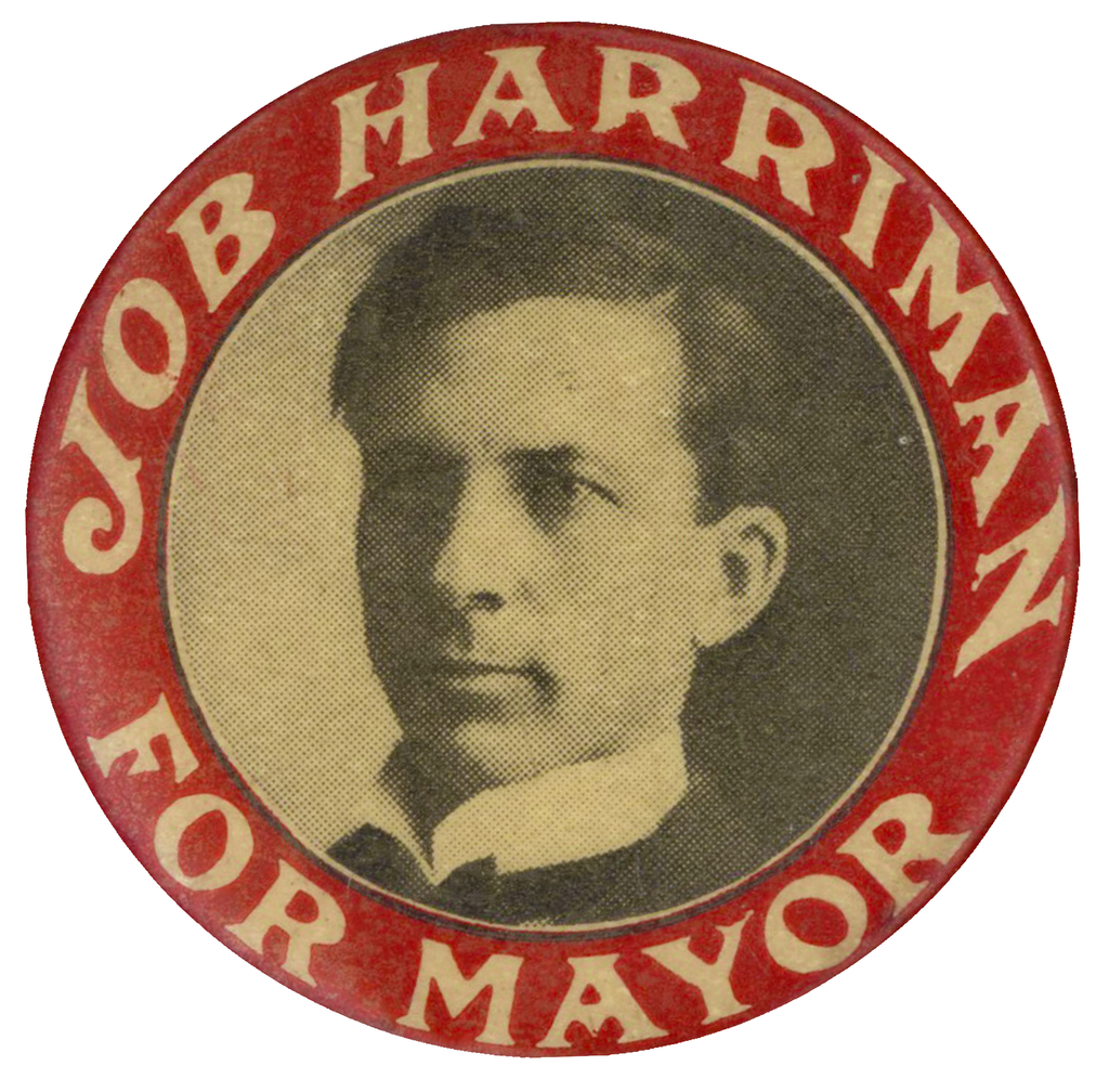 JOB HARRIMAN FOR MAYOR