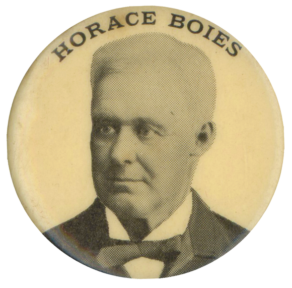 HORACE BOIES