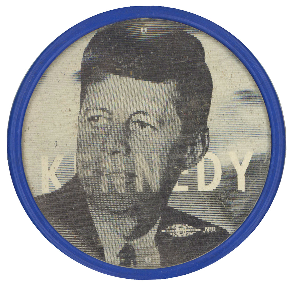 I'M FOR KENNEDY