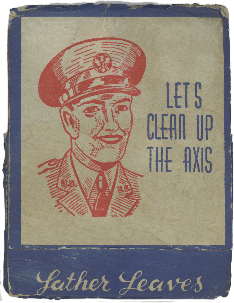 LETS CLEAN UP THE AXIS  Lather Leaves