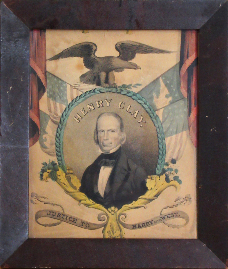 HENRY CLAY.  JUSTICE TO HARRY OF THE WEST.