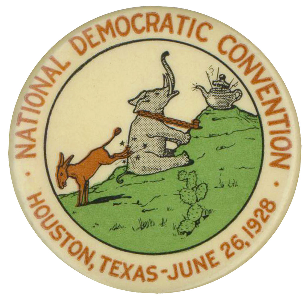 NATIONAL DEMOCRATIC CONVENTION HOUSTON, TEXAS - JUNE 26, 1928