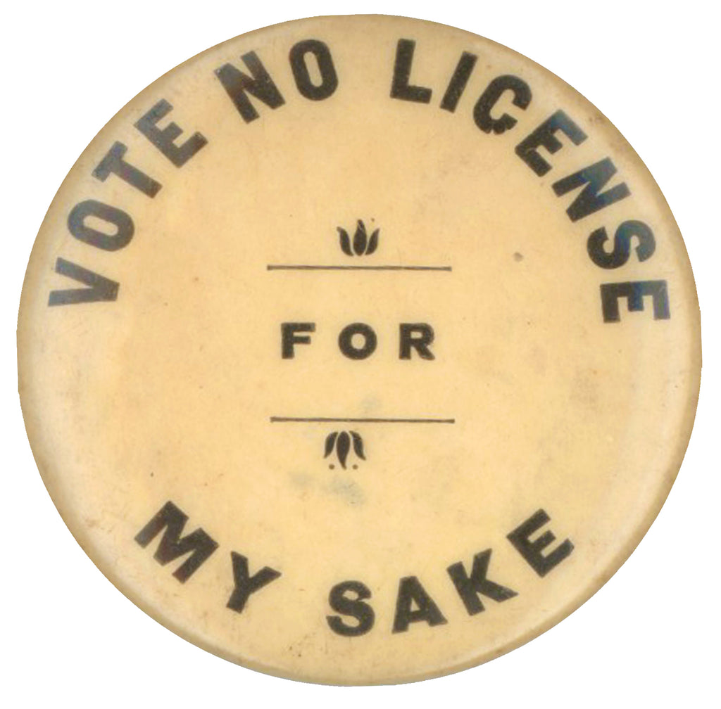 VOTE NO LICENSE FOR MY SAKE