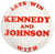 LETS WIN WITH KENNEDY AND JOHNSON