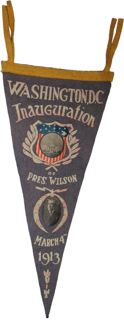 WASHINGTON, D.C. Inauguration OF PRES. WILSON MARCH 4TH 1913
