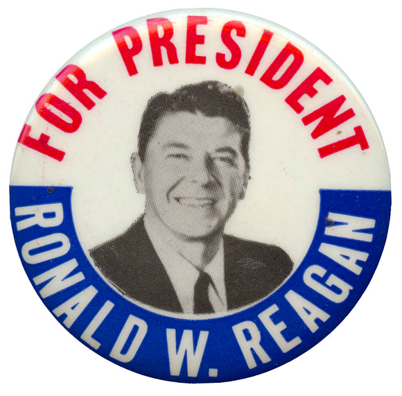 FOR PRESIDENT RONALD W. REAGAN (1968)