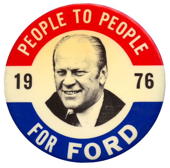 PEOPLE TO PEOPLE 1976 FOR FORD