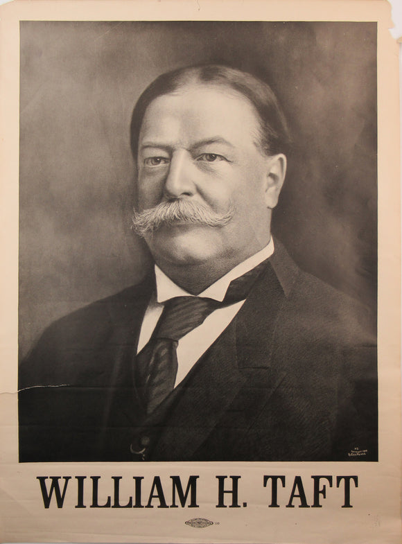 WILLIAM H. TAFT / JAMES S. SHERMAN