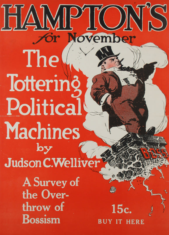 HAMPTON'S for November  The Tottering Political Machines ...