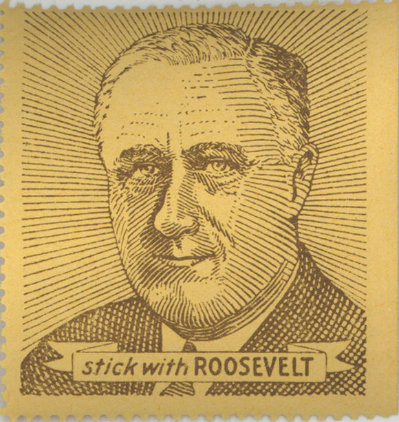 stick with ROOSEVELT