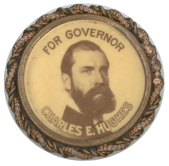 FOR GOVERNOR CHARLES E. HUGHES