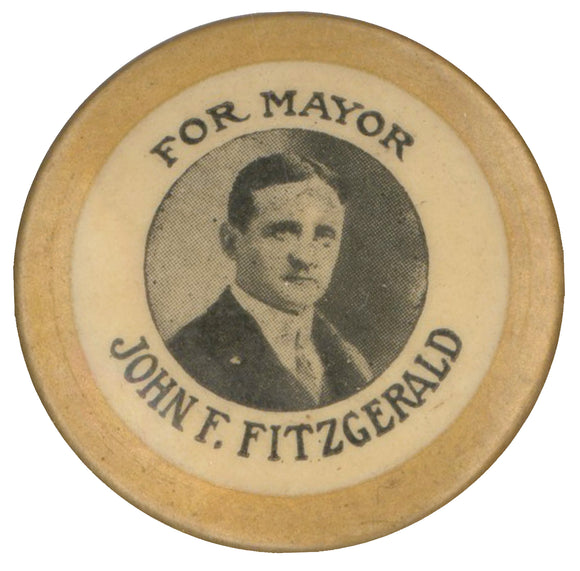 FOR MAYOR  JOHN F. FITZGERALD