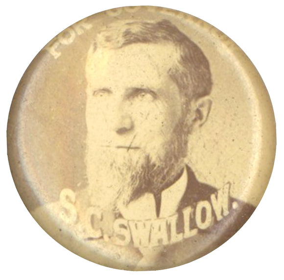 FOR GOVERNOR S.C. SWALLOW