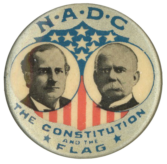 N.A.D.C.  (Bryan & Stevenson)  THE CONSTITUTION AND THE FLAG