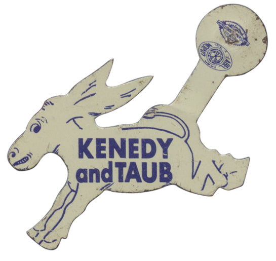 KENEDY (sic) and TAUB