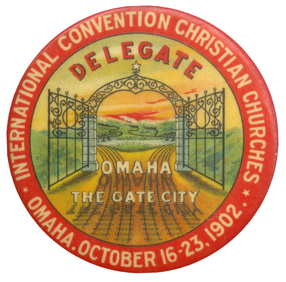 INTERNATIONAL CONVENTION CHRISTIAN CHURCHES OMAHA, 1902