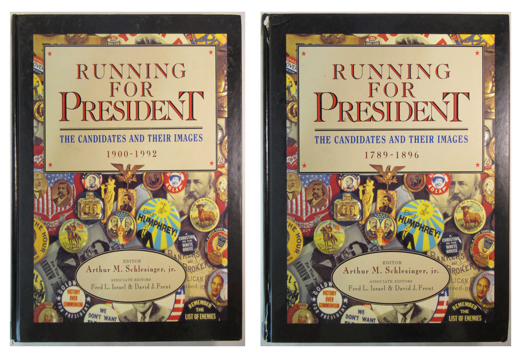 RUNNING FOR PRESIDENT (2-volume set)