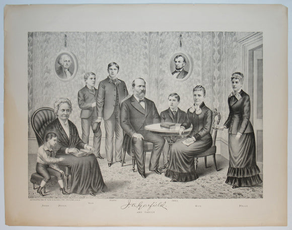 J.A. Garfield AND FAMILY