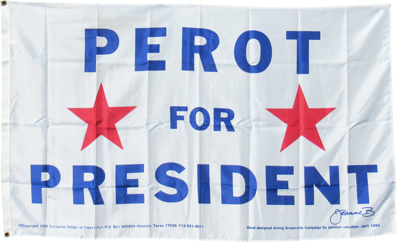 PEROT FOR PRESIDENT