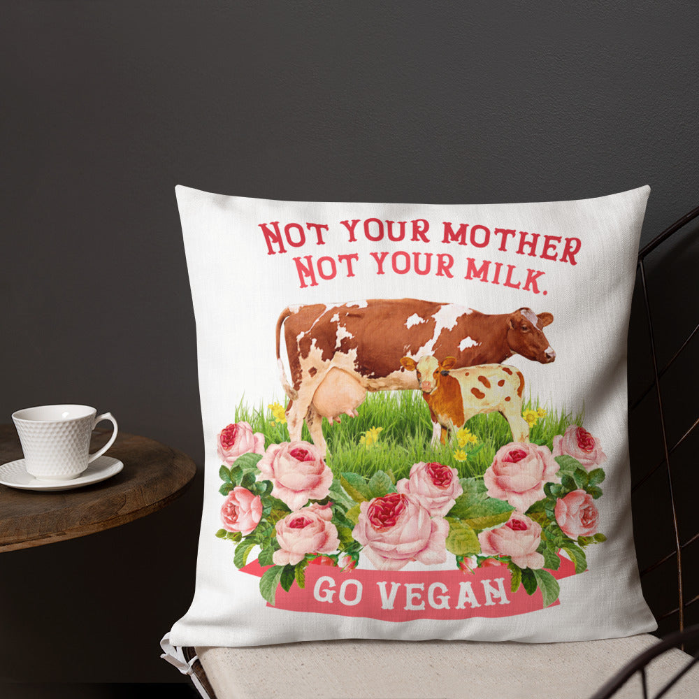 vegan pillow for home sofa living