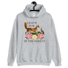 Load image into Gallery viewer, hoodie top for compassionate vegan living