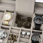 8+3 Mixed Grids Watch Box