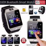 Bluetooth Smart Watch 2G GSM SIM Phone Call Support