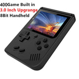 8 bit Built in 400 in 1 Handheld Game Players