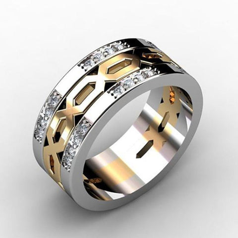 Modyle mens ring