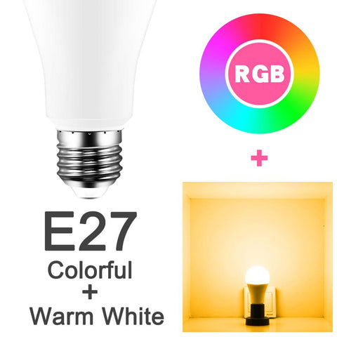 Wireless Bluetooth 4.0 Smart Bulb