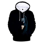 New arrival NF 3D Hoodies Men/Women