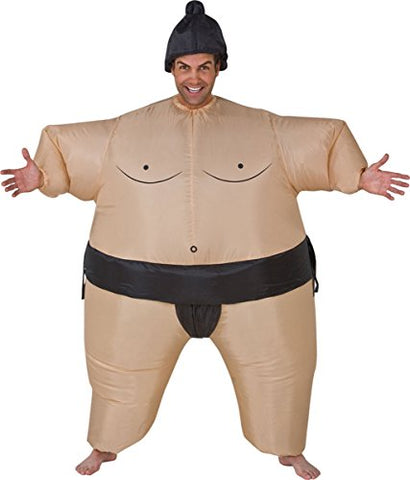 inflatable sumo suits for adults
