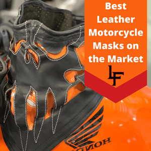 20 Best Leather Motorcycle Face Mask | 2020 Edition