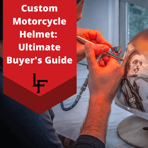 Custom Motorcycle Helmets: Ultimate Buyer's Guide