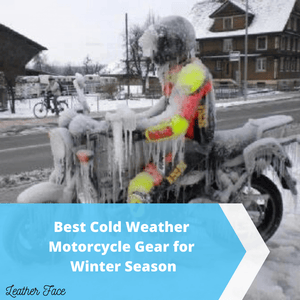 Best Winter Motorcycle Gear for Cold Weather Riding