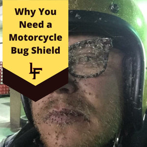 Why You Need a Motorcycle Bug Shield