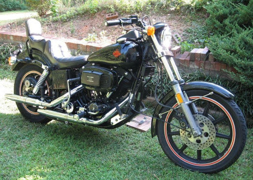 most iconic harley davidson motorcycle