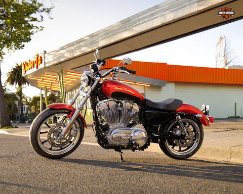 harley motorcycle for women