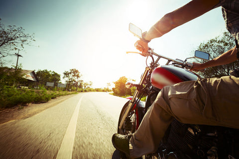 long distance motorcycle tips