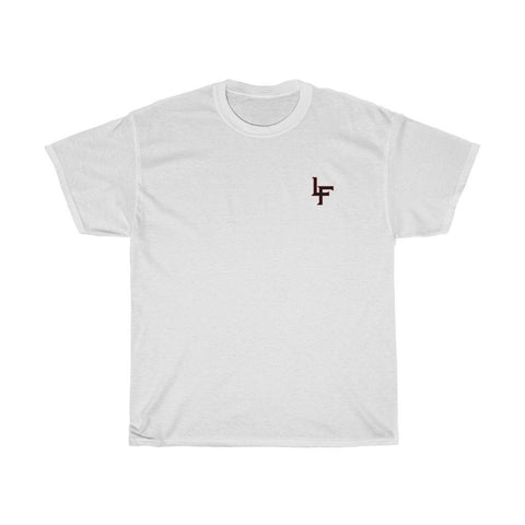 LF Logo Tee - Leather Face Motorcycle Gear