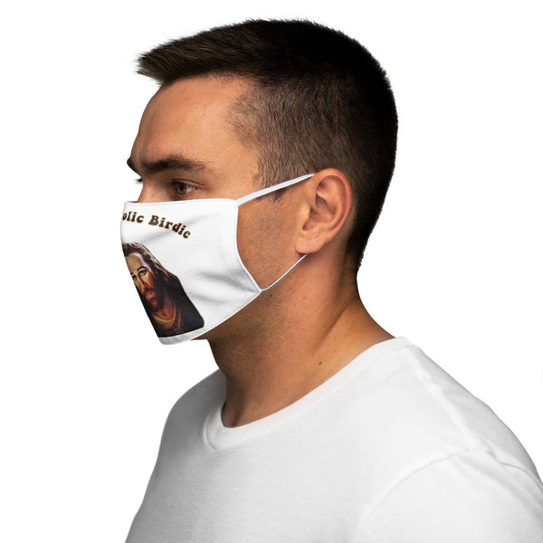 The Apostolic Birdie Face Mask