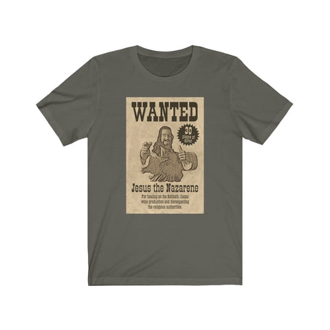Jesus Wanted T-Shirt