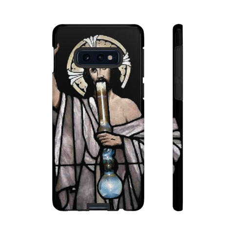 Jesus Glory Bong iPhone 11 Case