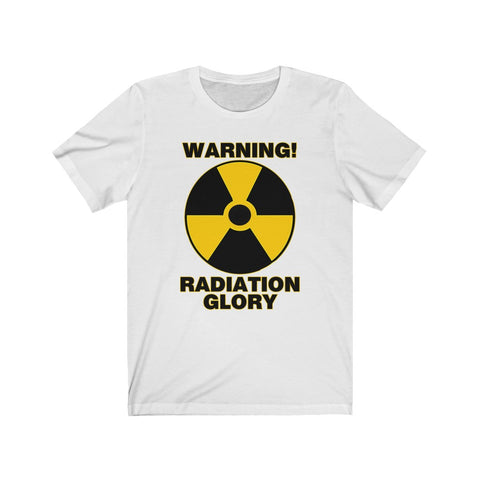Warning! Radiation Glory T-Shirt