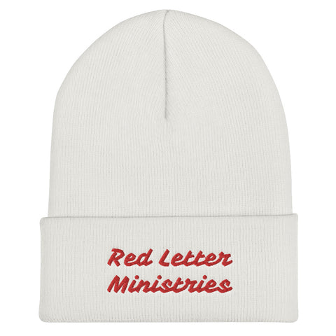 Red Letter Ministries Beanie