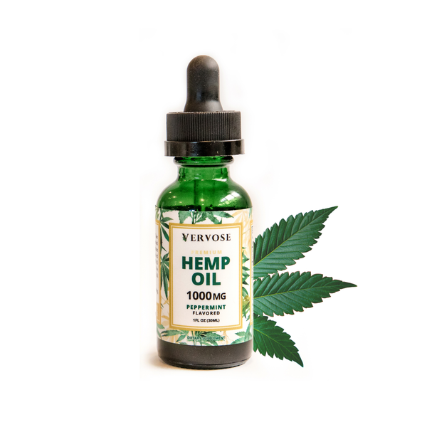 Hemp Oil 1000mg