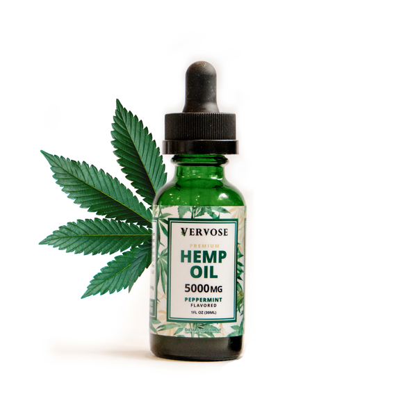 Hemp Oil 5000mg