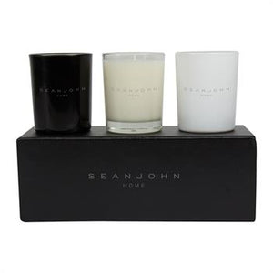 CUSTOM 3 OUNCE SOY CANDLE TRIO GIFT SET