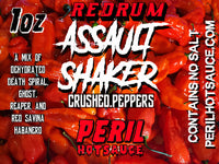 ASSAULT SHAKER - RED PEPPER FLAKES